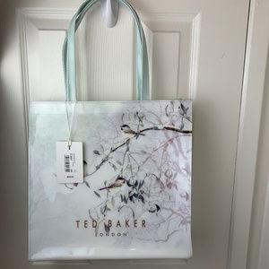 NWT Ted Baker London Lrg Mistletoe Icon Bag
